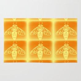Bee Hive Rug