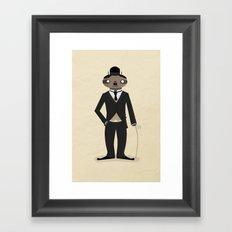 Charlie Slothlin Framed Art Print