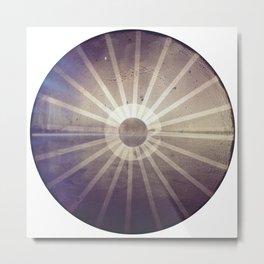 O, horizon Metal Print