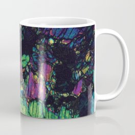Pyroxene Crystals Coffee Mug