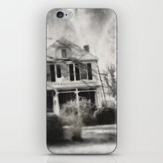 Goat on the roof iPhone & iPod Skin