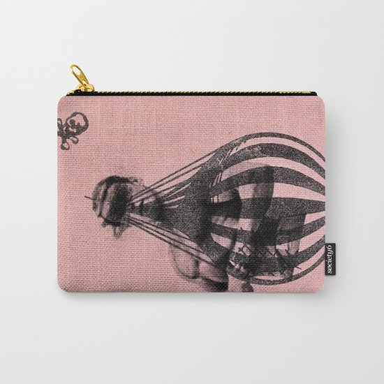 Nobody in the air Carry-All Pouch