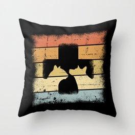 Vet Throw Pillow