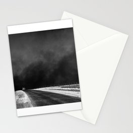Clouds of Dust Over the Texas Panhandle Stationery Cards