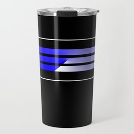Team Colors 5...Blue Travel Mug