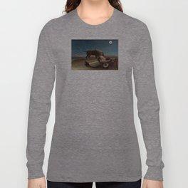Henri Rousseau - The Sleeping Gypsy Long Sleeve T-shirt