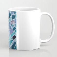 Crashing Waves Mosaic Mug