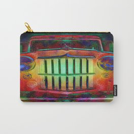 Jump Like A Willys - Sugar Magnolia, Grateful Dead Carry-All Pouch