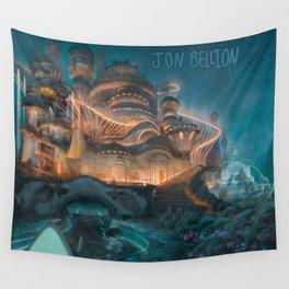 jon bellion glory sound prep tour 2021 desem Wall Tapestry