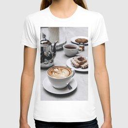 Breakfast V T-shirt