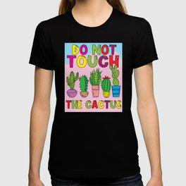 Retro Cactus Saying T-shirt