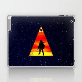 LEGEND OF ZELDA TRIANGLE Laptop & iPad Skin