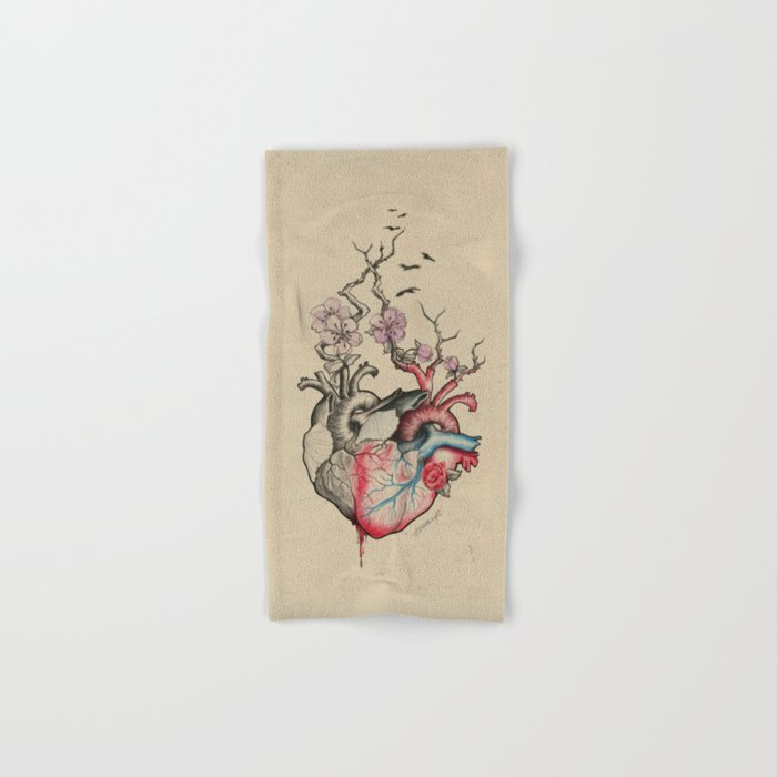 Split/Merge Hand & Bath Towel
