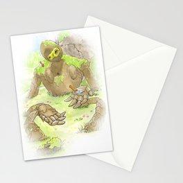 Castle Guardian Robot Stationery Cards
