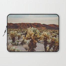 Cholla Cactus Garden II Laptop Sleeve