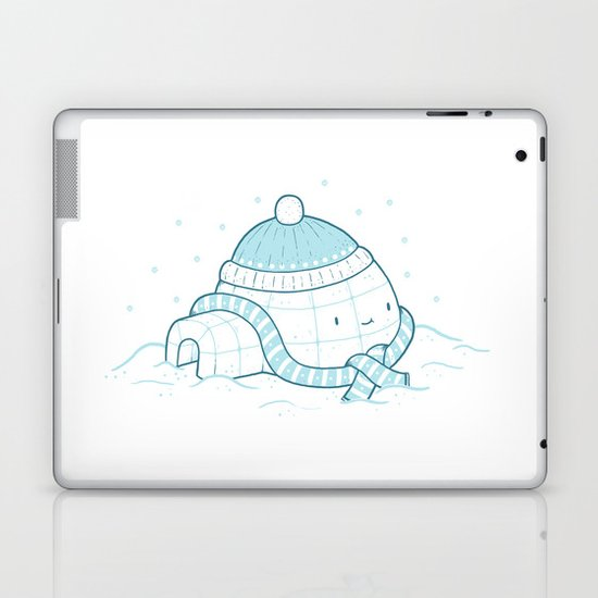 Igloo Laptop & iPad Skin