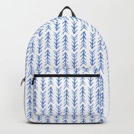 Watercolour Arrow Pattern Backpack