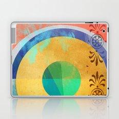 Half Quater Hue Laptop & iPad Skin
