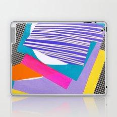 Magnetic content Laptop & iPad Skin