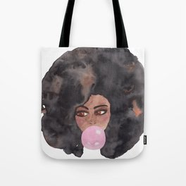 Queen Pop Tote Bag