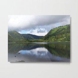 Glendalough - Co. Wicklow Ireland Metal Print