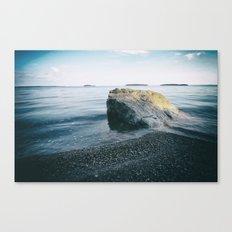 Calm Lake Canvas Print