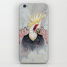 ROCK & ROLL BIRD!! iPhone & iPod Skin