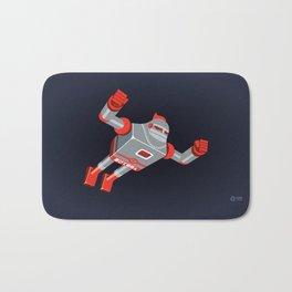 Jaianto Punch-Robo Bath Mat