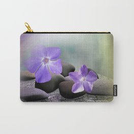 evergreen blossoms -1- Carry-All Pouch