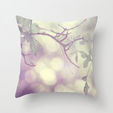 Pastal Throw Pillow