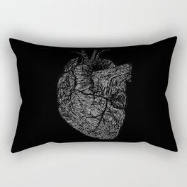 have a heart Rectangular Pillow