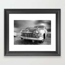 studebaker commander Framed Art Print