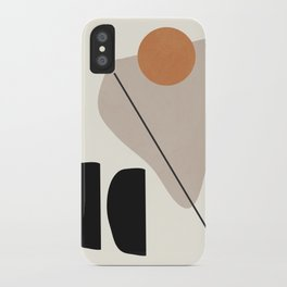 Abstract Shapes 61 iPhone Case