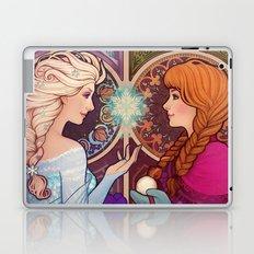 Let Me In Laptop & iPad Skin