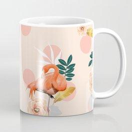 Flamingo Jazz #society6 #decor #pattern Coffee Mug