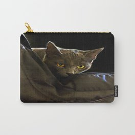 Curiosity Bagged Carry-All Pouch