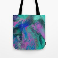 venus Tote Bags featuring Venus by elena + stephann