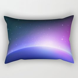 Give Me Space 2 Rectangular Pillow