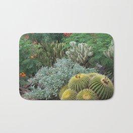Cactus Garden #1 Bath Mat