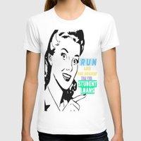 workout T-shirts featuring workout shirt, running shirt by Iris & Ino