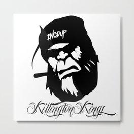 Killingtonkingz Metal Print
