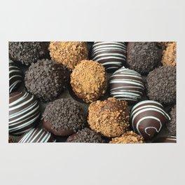 Truffle Chocoholic Fudge Mania Rug