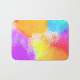 Color Brust Bath Mat