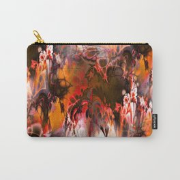 Marshmellow Skies (warm earth tones) Carry-All Pouch