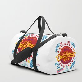 California West Coast Dreamin Duffle Bag
