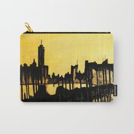 """""""...and the City was paved in Gold."""" Carry-All Pouch"""