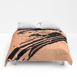 Gun #6 Comforters