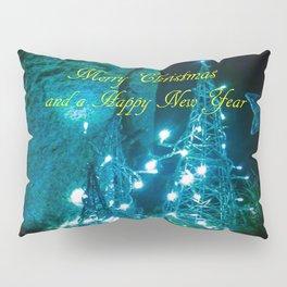 Merry Christmas - Happy New Year 2 Pillow Sham