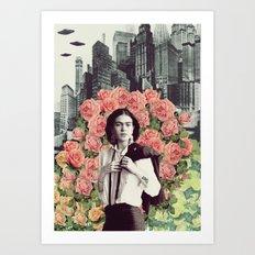 Frida Smith Art Print