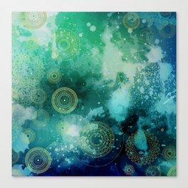 Galaxy Bliss Canvas Print